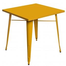 Stół Paris żółty
