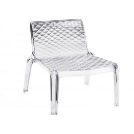 Krzesło Como transparentne