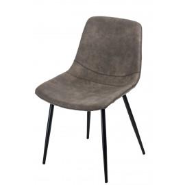 Krzesło Vigo brązowe
