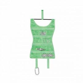 Organizer biżuterii Sukienka Mini zielon a