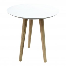 Stolik Figo biały