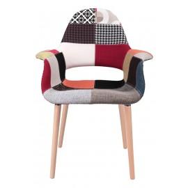 Krzesło A-Shape patchwork