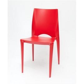 Krzesło Bee czerwone