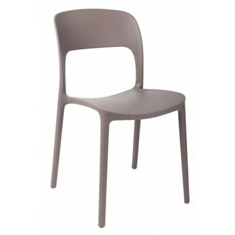 Krzesło Flexi mild grey