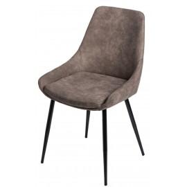 Krzesło Floyd brązowe 1024