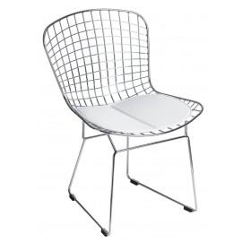 Krzesło Harry biała poduszka