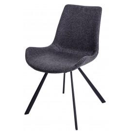 Krzesło Jord M ciemno szare 1109