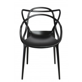 Krzesło Lexi czarne insp. Master chair