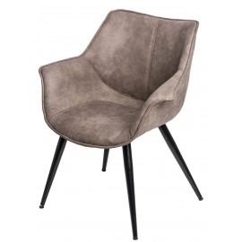 Krzesło Lord brązowe 1024