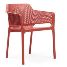 Krzesło Net czerwone