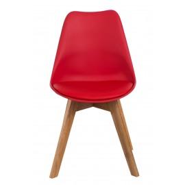 Krzesło Norden Cross czerwone