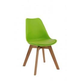 Krzesło Norden Cross zielone