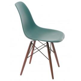 Krzesło P016W PP navy green/dark