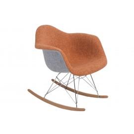 Krzesło P018 RAR Duo pomar - szare
