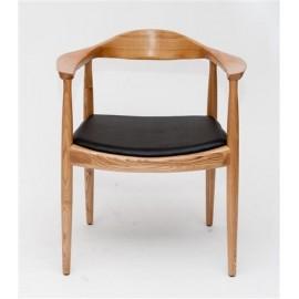 Krzesło President drewniane natural