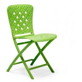 Krzesło składane Zac Spring zielone
