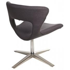 Krzesło Soft szare