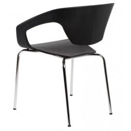 Krzesło Space czarne