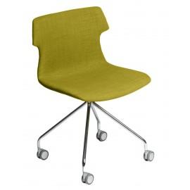 Krzesło Techno Roll tap. oliwkowe