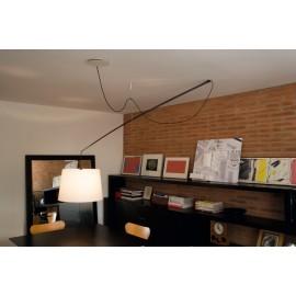 Lampa Robinson klosz beżowy śr. 50 cm