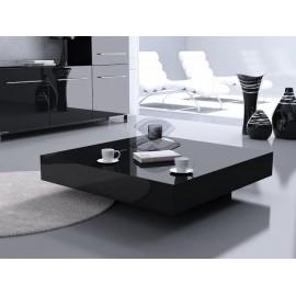 Stolik Big Quadrat 100 czarny wenge 25