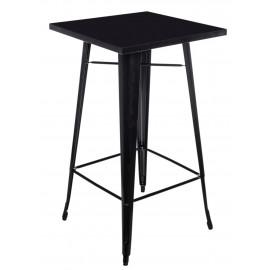 Stół barowy Paris czarny