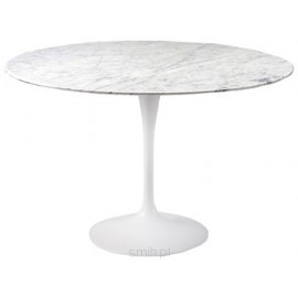 Stół Fiber o120 marmur