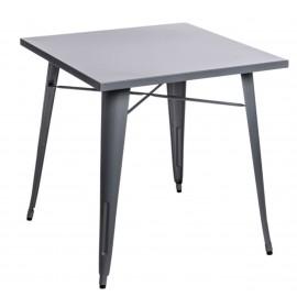 Stół Paris srebrny