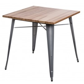 Stół Paris Wood srebrny jesion