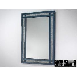 Lustro w eleganckiej ramie TM8023 80x120cm