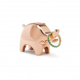 Wieszak na biżuterię Anigram Elephant miedziany