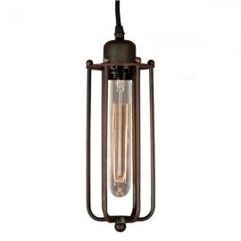 Lampa wisząca Amsterdam Loft 4 rusty