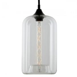 Lampa wisząca London Loft 4 clear