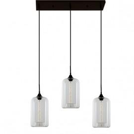 Lampa wisząca London Loft 4 CL