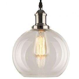 Lampa wisząca New York Loft 2 chrom
