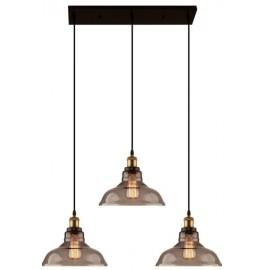 Lampa wisząca New York Loft 3 CL