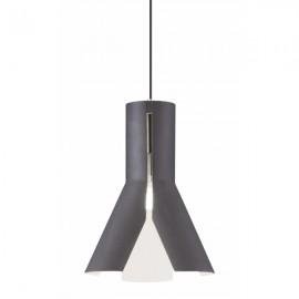Lampa wisząca Origami Design 1 czerń/bie