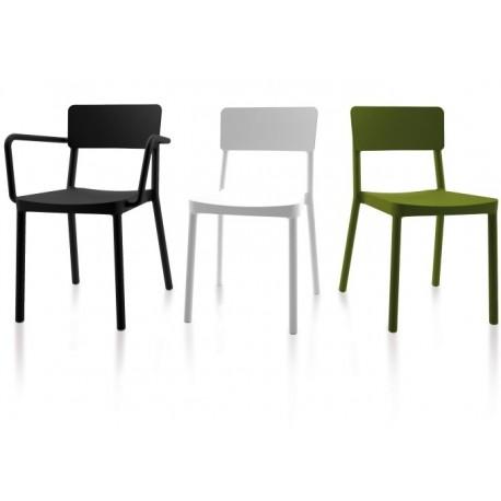 Krzesło Lisboa oliwka