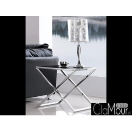 STOLIK JJ-1020 50x50x50cm CZARNY