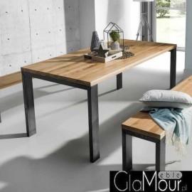 Stół MAURO wersja nierozkładana