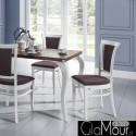 Eleganckie krzesło kolekcja VISION