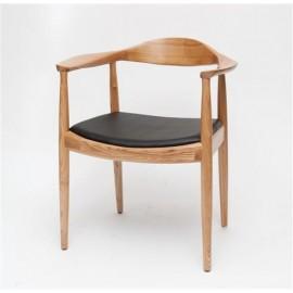 Krzesło President drewniane natural outlet