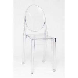 Krzesło Viki transp outlet