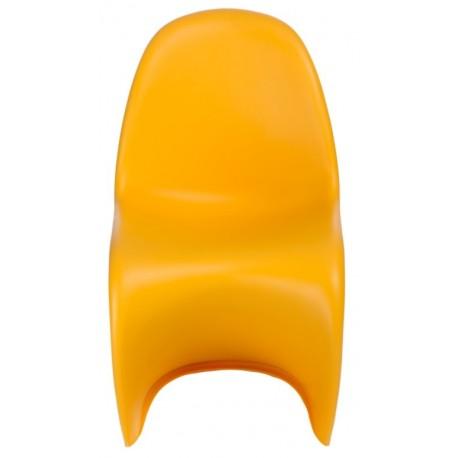 Krzesło Balance PP żółte