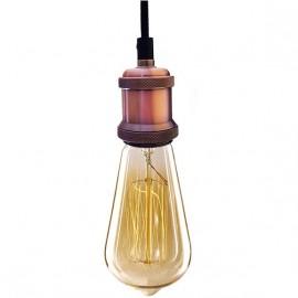 Lampa wisząca Industrial Chic Edison BF19