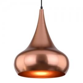 Lampa wisząca Mid-century Glam 4 Cooper