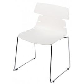 Krzesło Techno SL PP białe