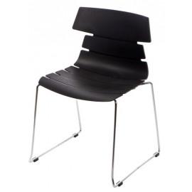Krzesło Techno SL PP czarne