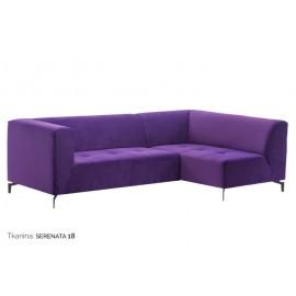 Sofa Moderno 1 GR1 Tkanin
