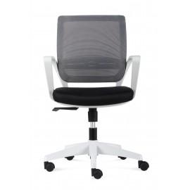 Fotel biurowy Seca G szary/czarny